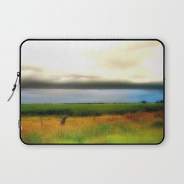 Low lying Clouds Laptop Sleeve