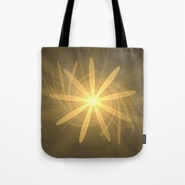 Sun Burst of Nine Tote Bag