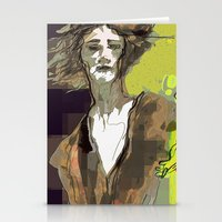 sandman Stationery Cards featuring the sandman by thimblings