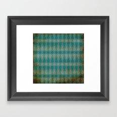 Pattern Ten Framed Art Print