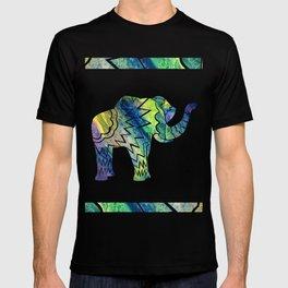 Patchwork Elephant T-shirt