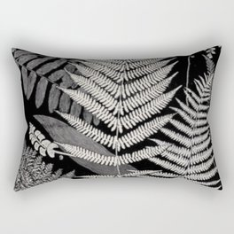 Botanical Ferns Rectangular Pillow