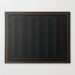 Sec Triad Canvas Print