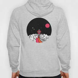 15 Minutes to Mars Hoody