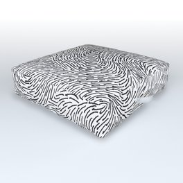 Turbulence 6 Outdoor Floor Cushion