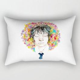 Flowering substantial on The Lover   Rectangular Pillow