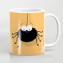 Big Black Spider Coffee Mug