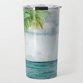 Peaceful Mexico Beach Travel Mug