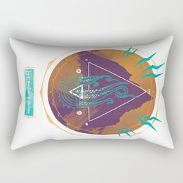 The Mountain of Madness Rectangular Pillow