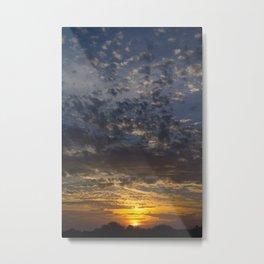 Tiny Clouds pt.2 Metal Print