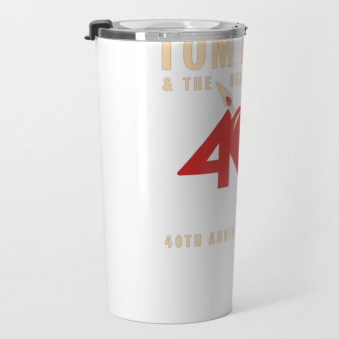 TOM PETTY Travel Mug
