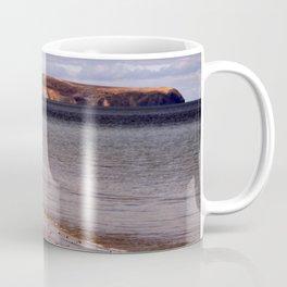 The Coastline at Normanville Australia Coffee Mug