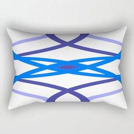 Mediterranean Modern Rectangular Pillow