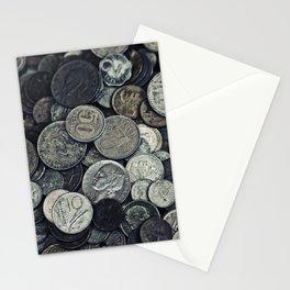 Money, money ,money Stationery Cards