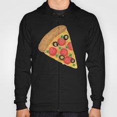 Pizza Pattern Hoody