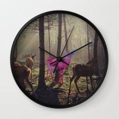 The spirit II Wall Clock