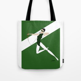 Green archer Tote Bag