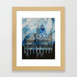 BRUXX Framed Art Print