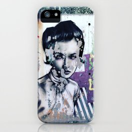 Ode to Sant Sadurni, Spain (Exhibit A) iPhone Case