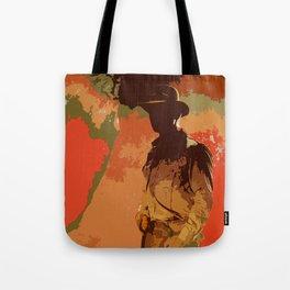 Indiana Camo Tote Bag