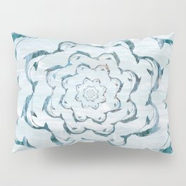 Dance of the dolphins Pillow Sham