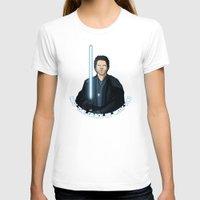 jedi T-shirts featuring Jedi Cas by rdjpwns
