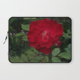 Behold the red beauty that tamed the beast Laptop Sleeve