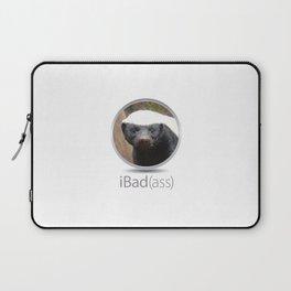 iBad(ass) Honey Badger Laptop Sleeve