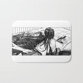 asc 787 - L'arabesque (Ink immortals) Bath Mat