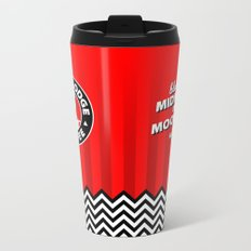 Lodge Coffee Twin Peaks Metal Travel Mug
