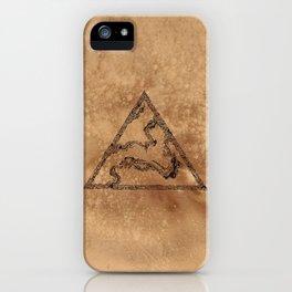 Triune iPhone Case