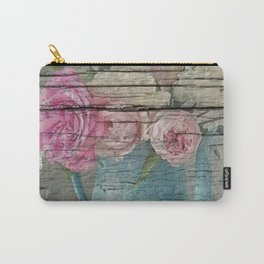 Shabby country home Carry-All Pouch