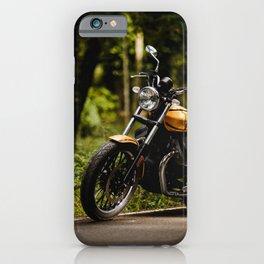 Moto Guzzi V9  iPhone Case
