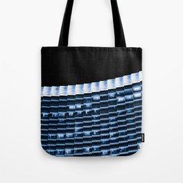 Blue Hotel Tote Bag