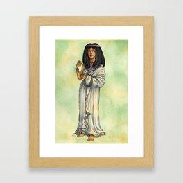 Ankhiry Framed Art Print