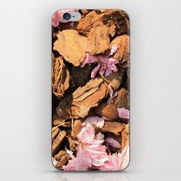 Fallen Blossoms iPhone Skin