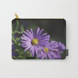Lovely lavender aster Carry-All Pouch