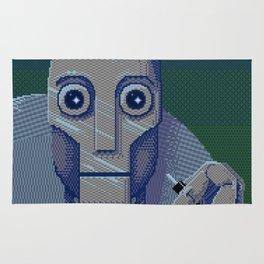 Pixelbot Rug