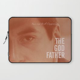 The Godfather, Alternative Movie Poster, Al Pacino, Marlon Brando, classic film Laptop Sleeve