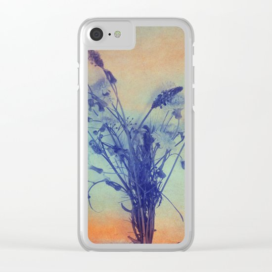 Small Beauties of Nature Clear iPhone Case