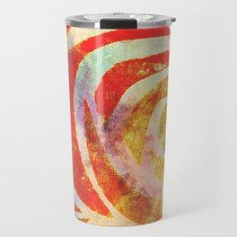 Sum' Rose Travel Mug
