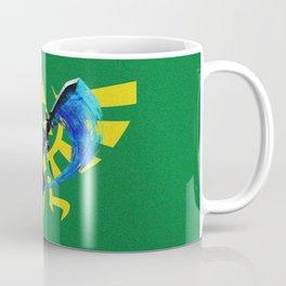 The Legend Of Zelda Sword Coffee Mug