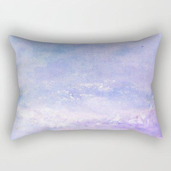 Out on the Ocean Rectangular Pillow