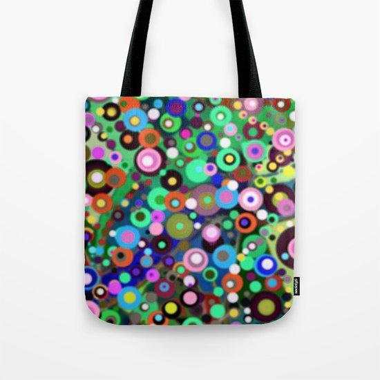 In Circles Tote Bag
