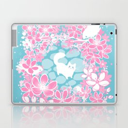 Spring Greeting Laptop & iPad Skin