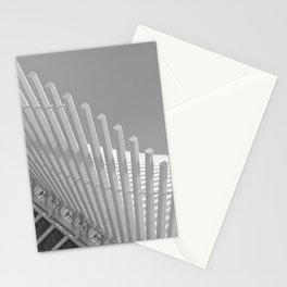 Milwaukee II by CALATRAVA Architect Stationery Cards