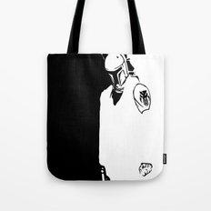 Boba Fett - Dented Helmet Tote Bag