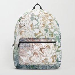 Love Mandala Earth Backpack