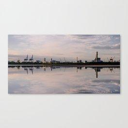 Sunset at Sandymount Canvas Print