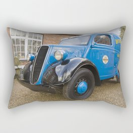 Ford Thames van 2 Rectangular Pillow
